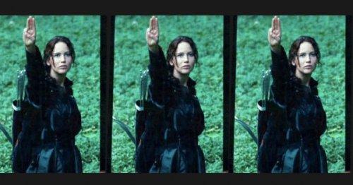 Hunger Games : la scène culte où le salut de Katniss devient symbole de rébellion