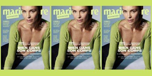 Nouveau numéro Marie Claire Respirations : Bien dans son corps