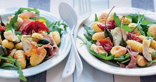 10 recettes originales pour revisiter la salade de pâtes