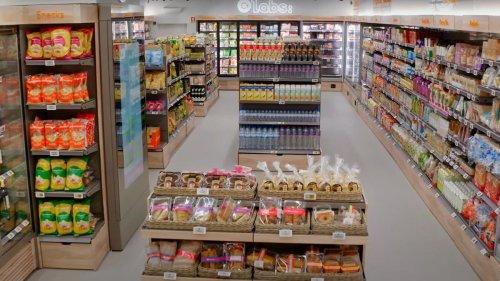 Continente Labs, el primer supermercado sin cajas de Europa
