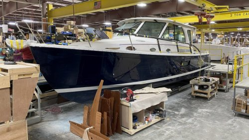 Boat builders struggle to meet soaring demand, solve supply chain woes - Marketplace