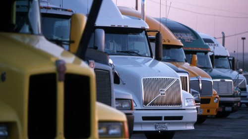 What long-haul trucking during the pandemic has been like - Marketplace