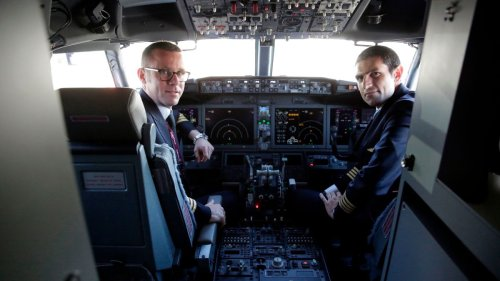 Finding enough airline pilots post-pandemic might be tough - Marketplace