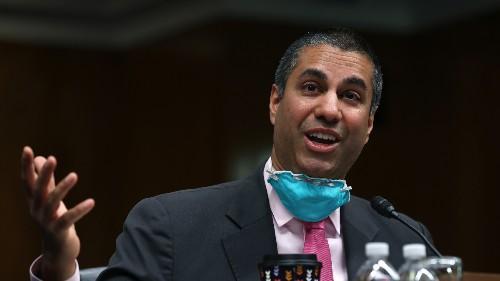 "Net neutrality ruling was ""enormous success"" — FCC's Pai - Marketplace"