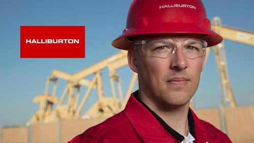 Oil Service Company Halliburton Is Owned By It Shareholders
