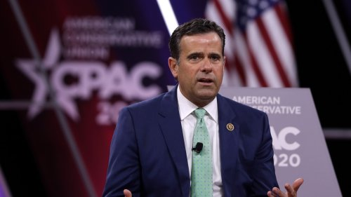 Ratcliffe joins Trump in claiming congressional leaks are reason to halt election security briefings