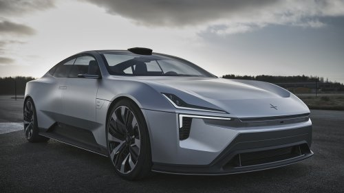 Opinion: New Tesla rival Polestar loads up on digital technology and sustainable materials