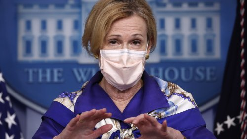 Trump administration to put CDC back in charge of collecting hospitals' COVID-19 data: Birx