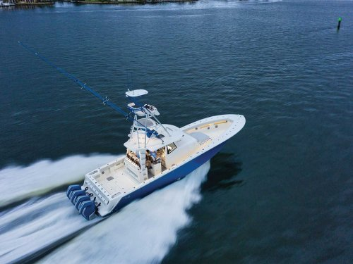 Check Out the New SeaVee 450Z
