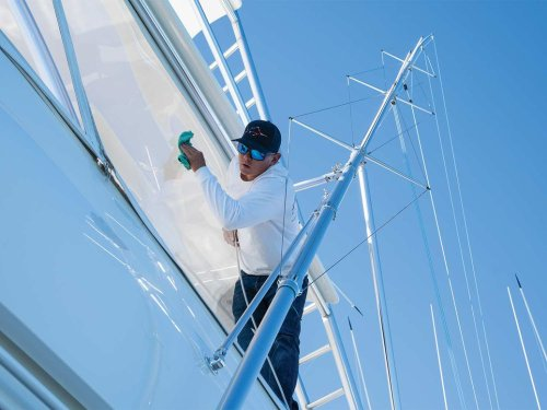 Caring for Your Boat's Enclosure