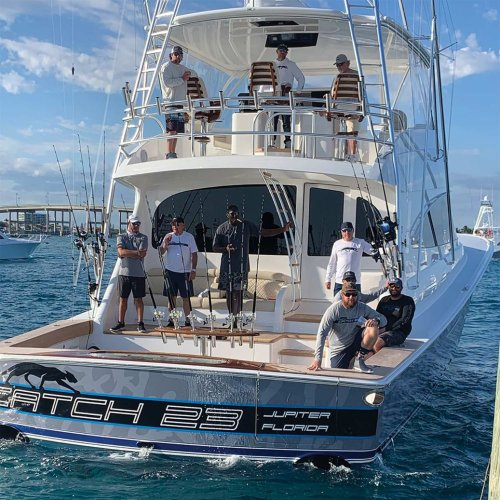 2021 Buccaneer Cup Goes to Catch 23