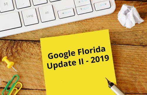 Google's March 2019 Core Update aka Florida Update 2: Tips for Marketers