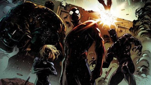 Marvel's 'Dark Ages' Begin: Descend Into Darkness in Tom Taylor and Iban Coello's New Series