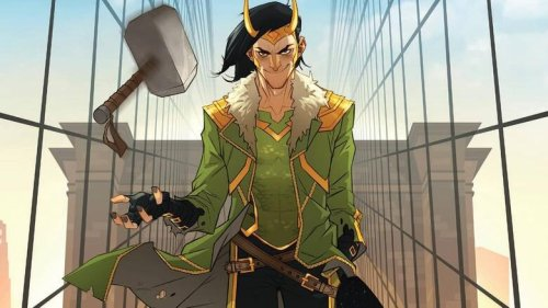 Start Your Loki Reading with These Comic Stories