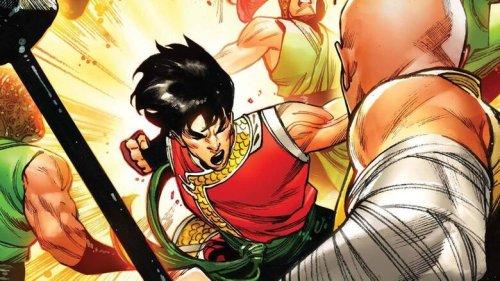 Shang-Chi's Secret History