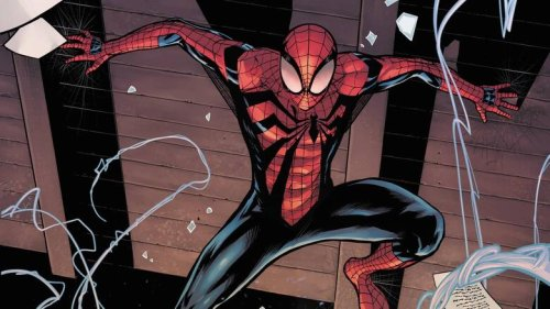 New Team of Writers Take Spider-Man Beyond Your Wildest Expectations in 'Amazing Spider-Man' #75
