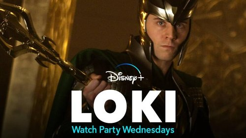 Loki Takes Over Wednesdays with Watch Parties