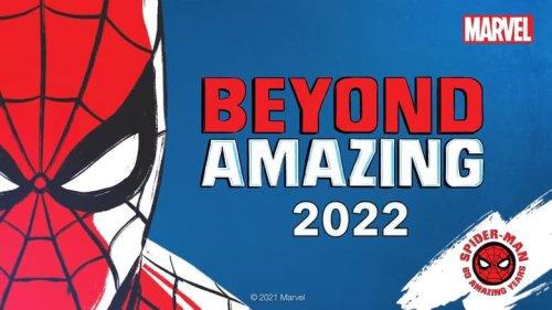BEYOND AMAZING: Spider-Man's 60th Anniversary