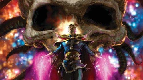 The Marvel Universe Loses Its Sorcerer Supreme in 'Death of Doctor Strange' #1