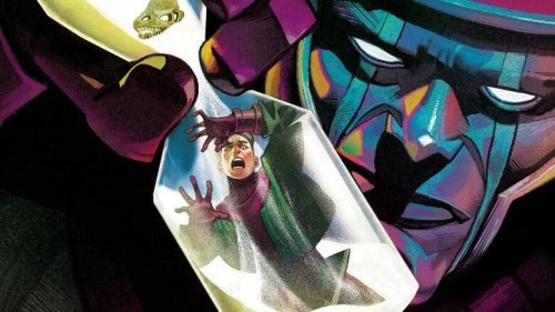 New Comic Book Series Travels Across the Marvel Timestream to Discover the Origin of Kang