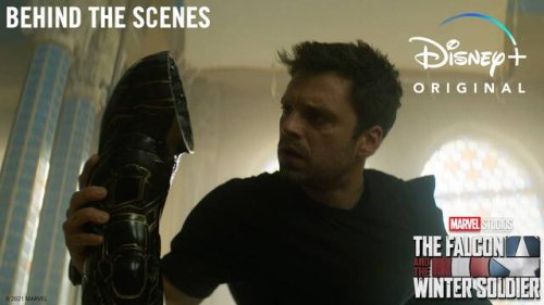 The Secret Behind Bucky's Arm! | Trailers & Extras | Marvel