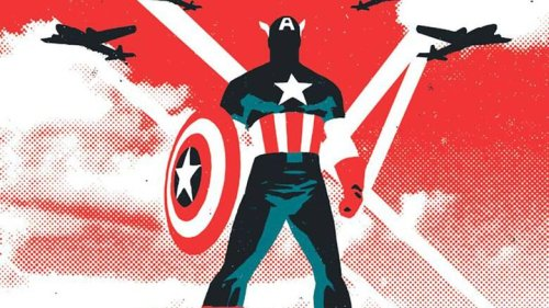 Steve Rogers and Bucky Barnes Fight the Undead in 'Captain America: The Ghost Army'