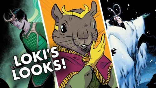 Which Is Your Favorite Variant of Loki?