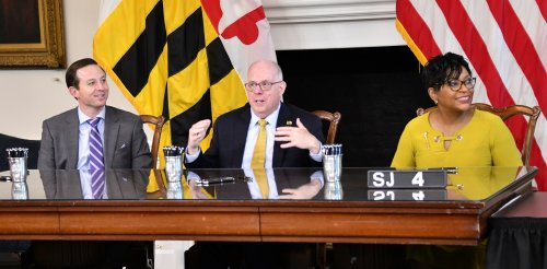 State Roundup: Hogan signs bills repealing state song, legalizing sports betting among many others - MarylandReporter.com