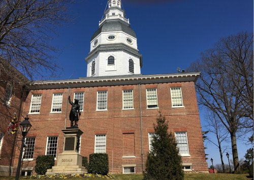 Md. lawmakers wrap up session with pandemic aid; reforms to police, betting