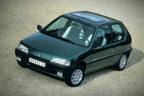 C'est officiel : la Peugeot 106 est une voiture de collection !