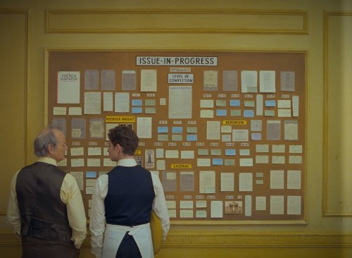 3 bonnes raisons de voir The French Dispatch au cinéma