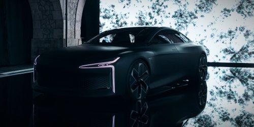 Hopium Alpha 0 : la voiture du futur n'est pas électrique !
