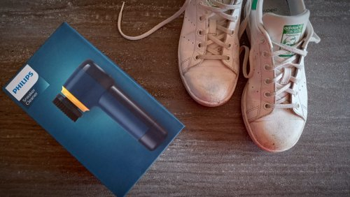 Philips Sneaker Cleaner : simple gadget ou solution miracle pour nettoyer ses baskets ?