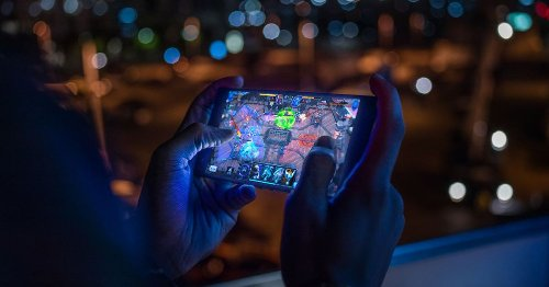 Mobile Gaming cover image