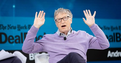 Bill Gates was not expecting all the unhinged COVID-19 conspiracy theories