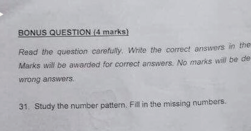 This math question meant for 7-year-olds has everyone stumped