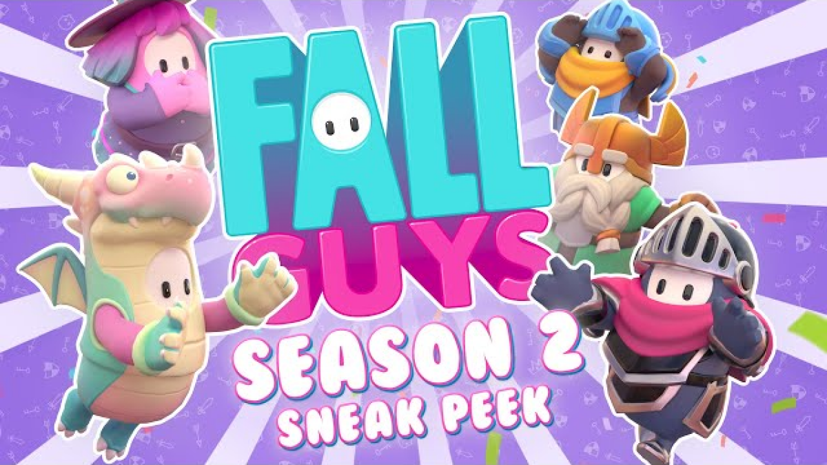 'Fall Guys' goes medieval with adorable Season 2 trailer: Watch