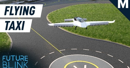 Electric air taxis could be coming to a city near you