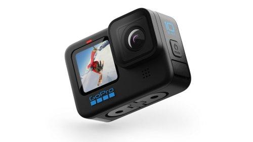 GoPro unveils HERO10 Black with brand new processor