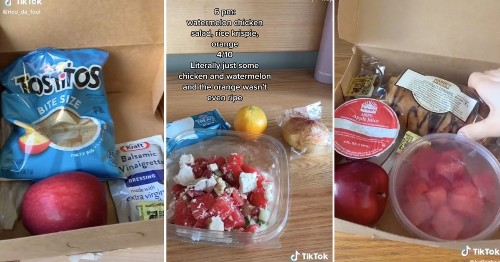 NYU students use TikTok to expose the school's bleak quarantine meal plan