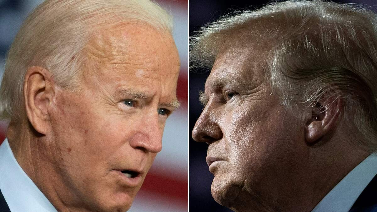 Fake news runs amok as Trump and Biden prepare for the first presidential debate