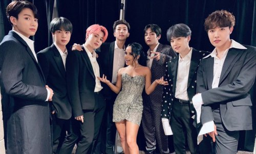 BTS' J-Hope And Becky G's New Single 'Chicken Noodle Soup' Pays Tribute To The Original