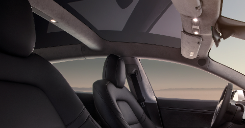 We finally know what the inside of Tesla's Model 3 looks like, and it's stunning