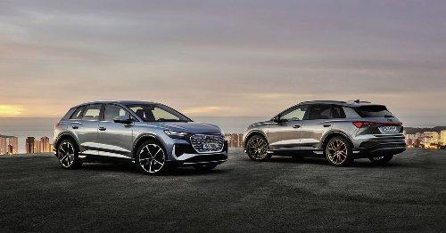 Audi introduces the Q4 e-tron as its next generation, cheaper EV