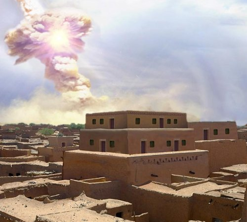 The Biblical Story Of The Destruction Of Sodom May Have Been Inspired By A Real Event
