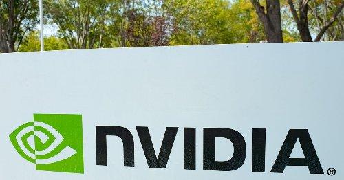 Nvidia just unveiled a terrifying AI supercomputer
