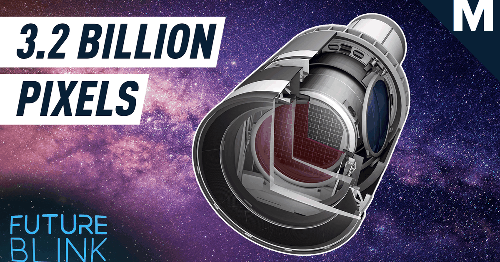 This massive camera can see into space history
