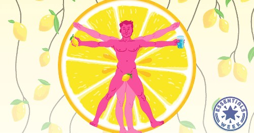 I got hooked on lemon water. Here's why you should too.