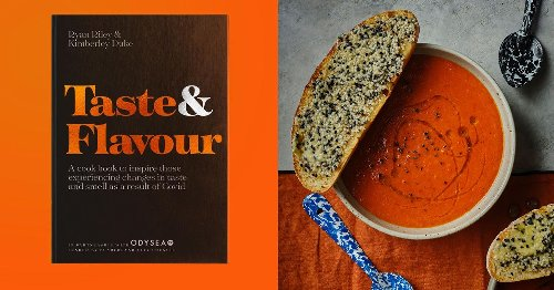 The free cookbook designed for people with taste and smell loss from long COVID