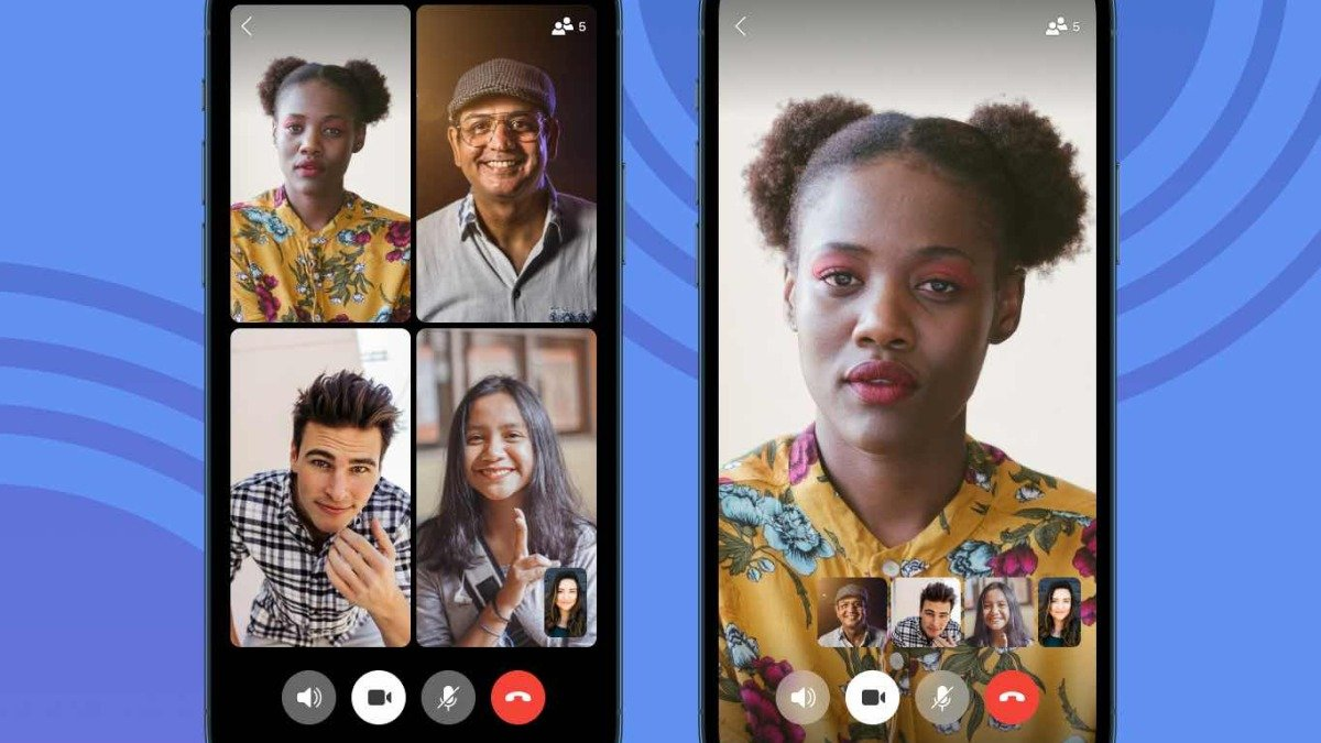 Signal launches end-to-end encrypted group video calls